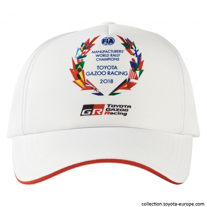 Sapca echipei câștigătoare Toyota WRC  19 [0]