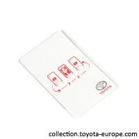 Servetele umede Toyota [2]