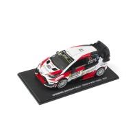 TOYOTA GAZOO Racing WRC Model  1: 3 [0]