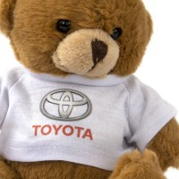 Ursulet cu tricou Toyota [1]