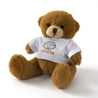 Ursulet cu tricou Toyota [0]