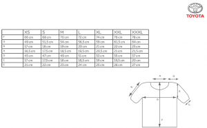 Tricou barbatesc GAZOO RACING WEC [2]