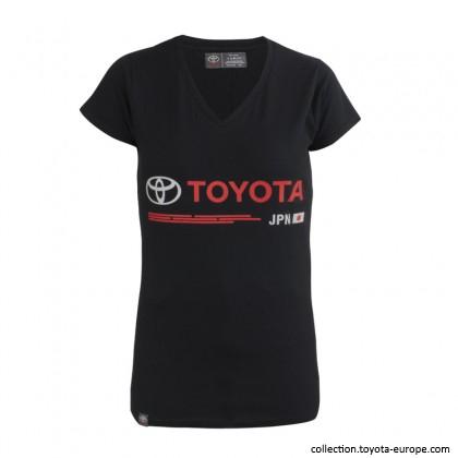 Tricou dama Toyota JPN [0]