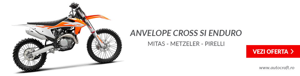 Anvelope Cross si Enduro