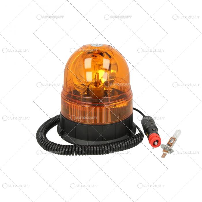 LAMPA GIROFAR GALBEN H1 12/24V [0]