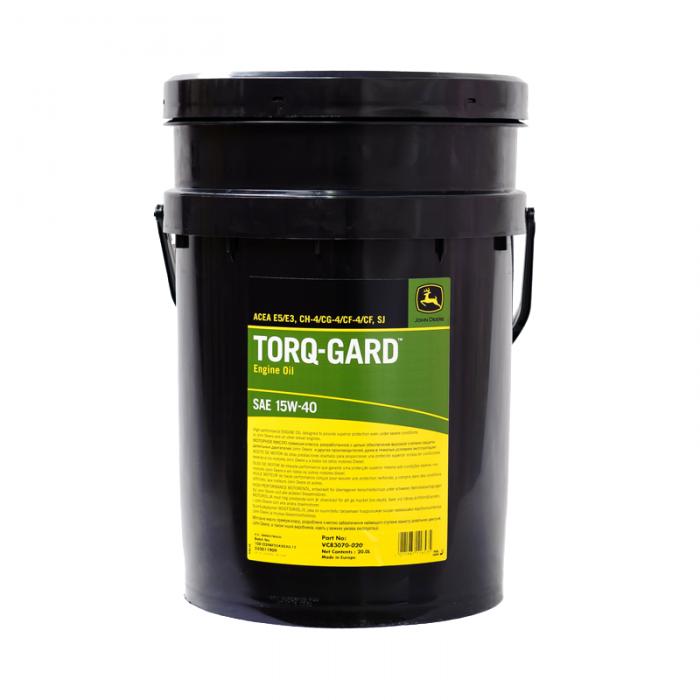 ULEI DE MOTOR TORQ GARD 15W-40 E5 JOHN DEERE 20L [0]