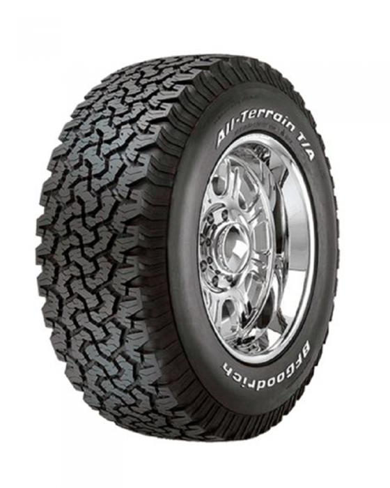 285/75R16 BF GOODRICH  T/A KO2  116R ANVELOPE ALL TERRAIN 4x4 0