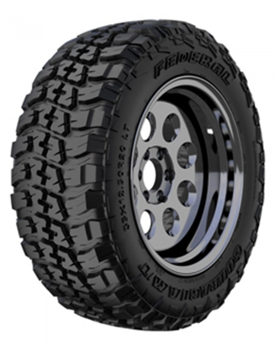 ANVELOPE ALL TERRAIN 4x4 FEDERAL COURAGIA M/T OWL 121Q 35/12.5-20 0