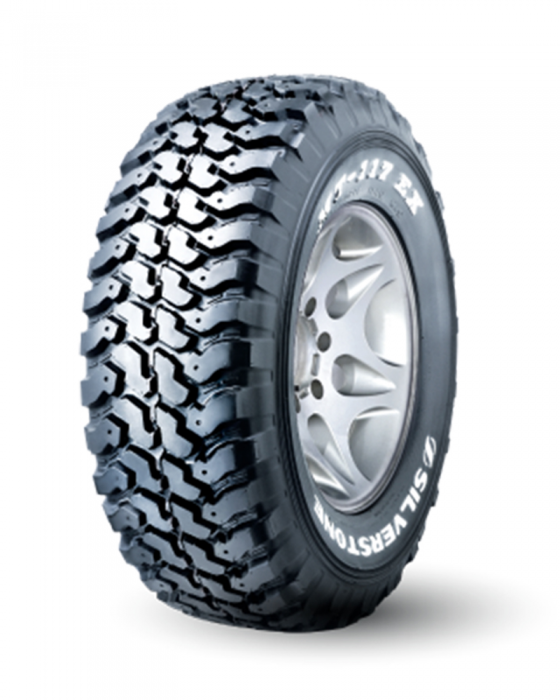 ANVELOPE ALL TERRAIN 4x4 SILVERSTONE  MT117 EX WSW 275/70R16 114Q 0