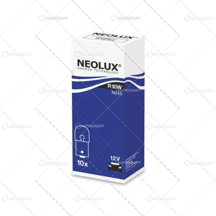 BEC R10W 12V BEC ILUMINAT LAMPA SPATE NEOLUX [0]