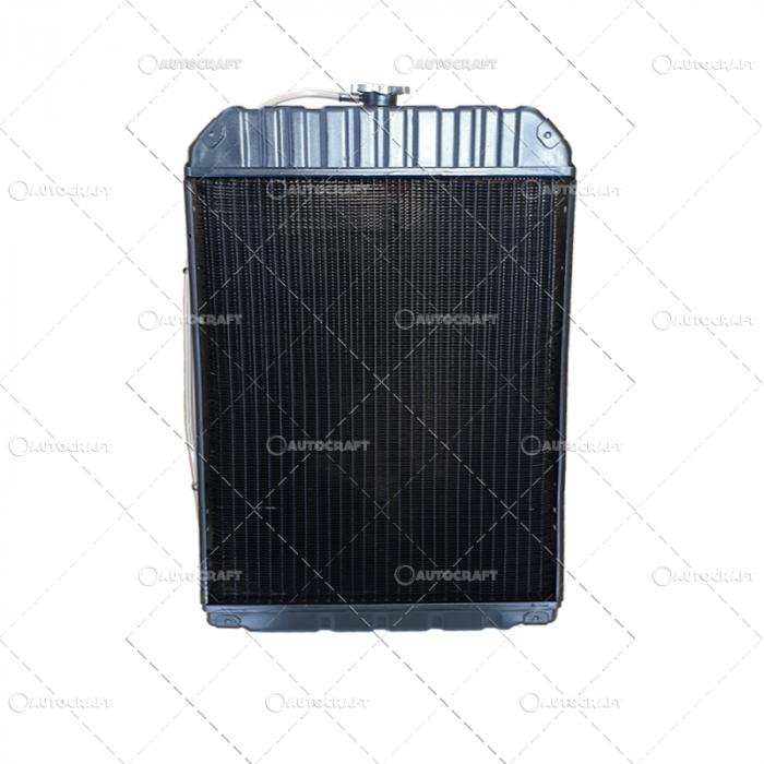 RADIATOR RACIRE APA CUPRU UTB TRACTOR U650 590x455x65 1