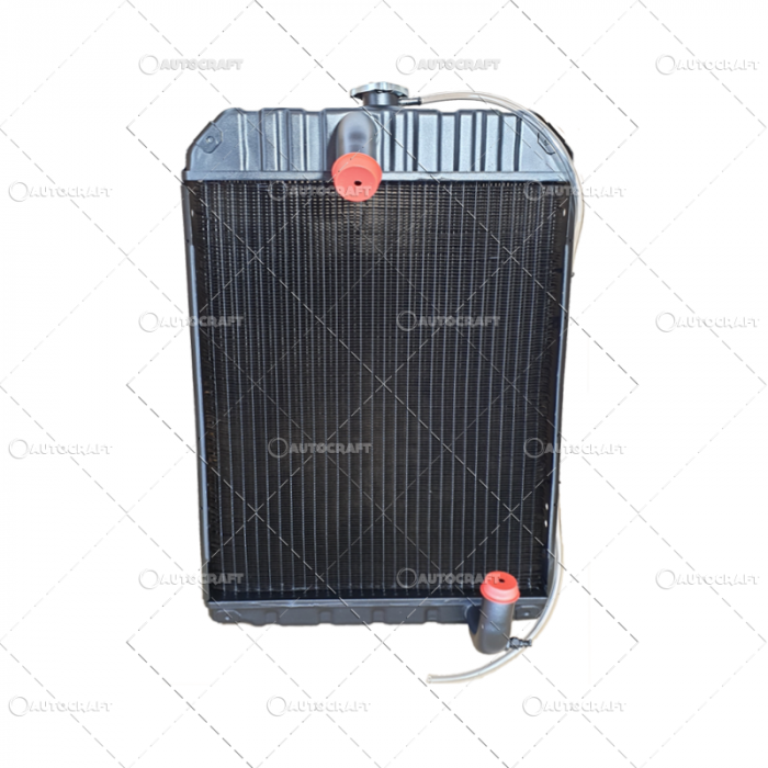 RADIATOR RACIRE APA CUPRU UTB TRACTOR U650 590x455x65 0