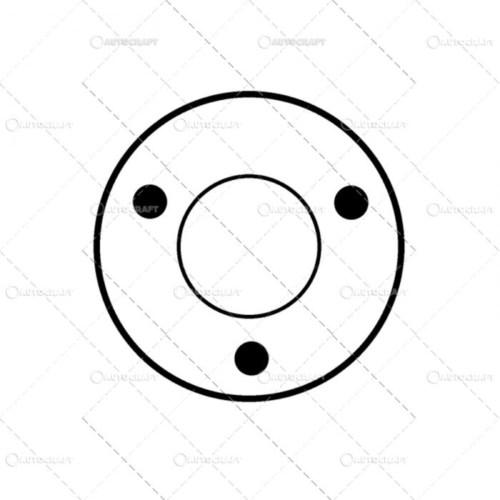 SOLENOID BOBINA ELECTROMOTOR FIAT [3]