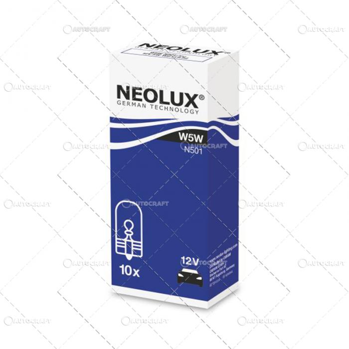BEC W5W 12V BEC POZITIE NEOLUX [0]