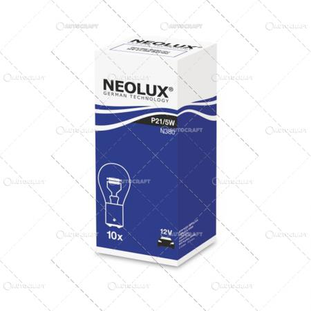 BEC P21/5W 12V 21W/5W BAY15D LAMPA SPATE NEOLUX [0]