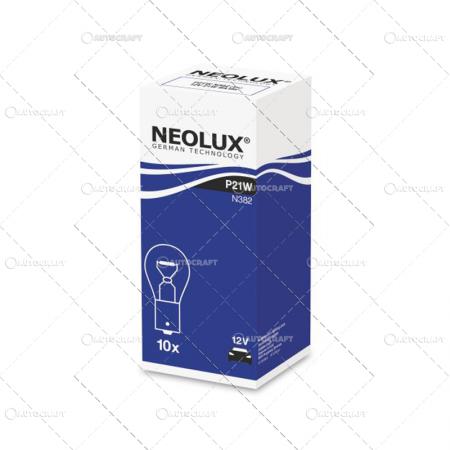 BEC P21W 12V 21W BA15S LAMPA SPATE NEOLUX [1]