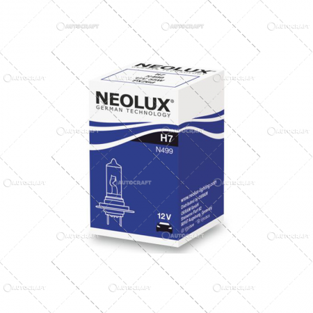 BEC H7 12V BEC HALOGEN NEOLUX [1]