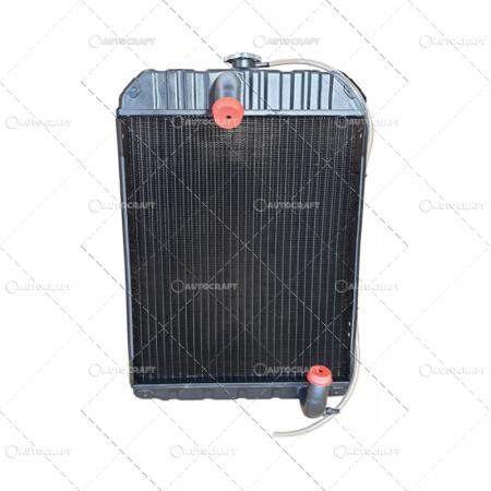 RADIATOR RACIRE APA CUPRU UTB TRACTOR U650 590x455x650