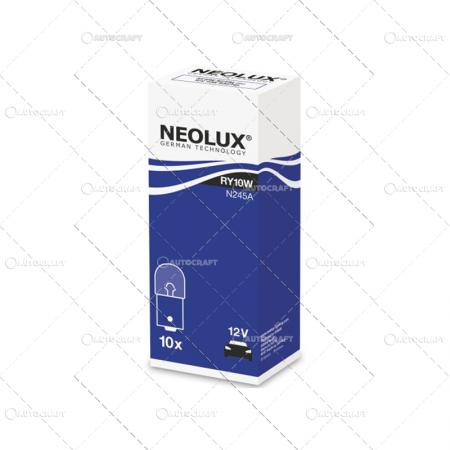 BEC RY10W 12V BEC ILUMINAT LAMPA SPATE NEOLUX [0]