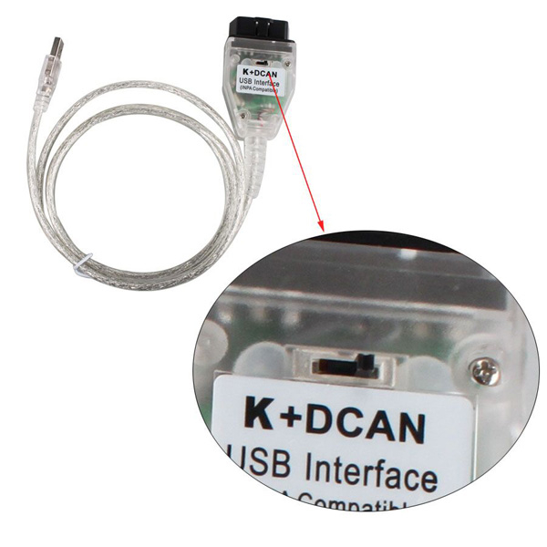 Bmw Inpa K+Dcan Switch 0