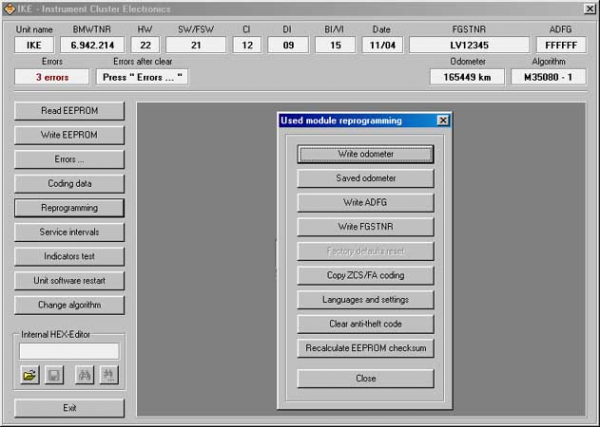 Bmw Scanner 1.4.0 3