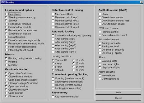 Bmw Scanner 1.4.0 4
