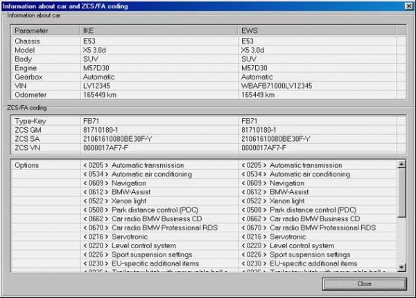 Bmw Scanner 1.4.0 5