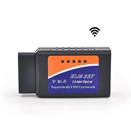Elm 327 Wifi - Iphone,Ipad 0