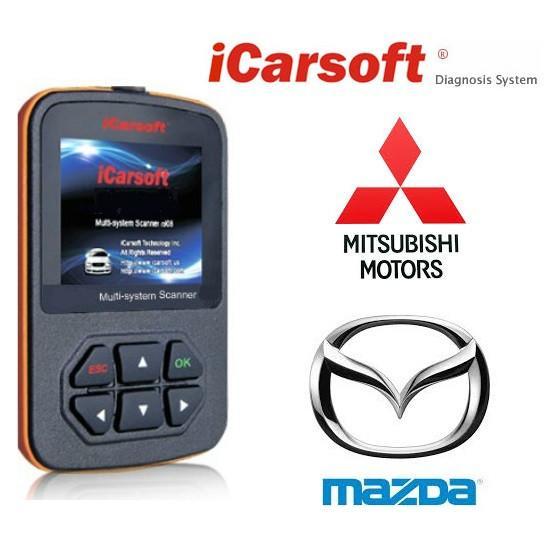 Mitsubishi,Mazda Icarsoft 0