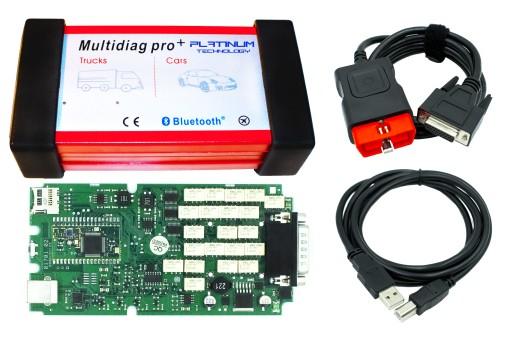 MultiDiag Pro + Full Chip 4