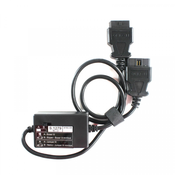Cablu adaptor Modul S1279 Lexia Peugeot Citroen 0