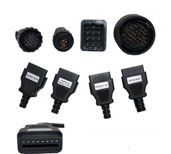Set 8 Cabluri Adaptoare Camioane 1