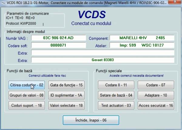 Vcds 19.6 VagCom 3