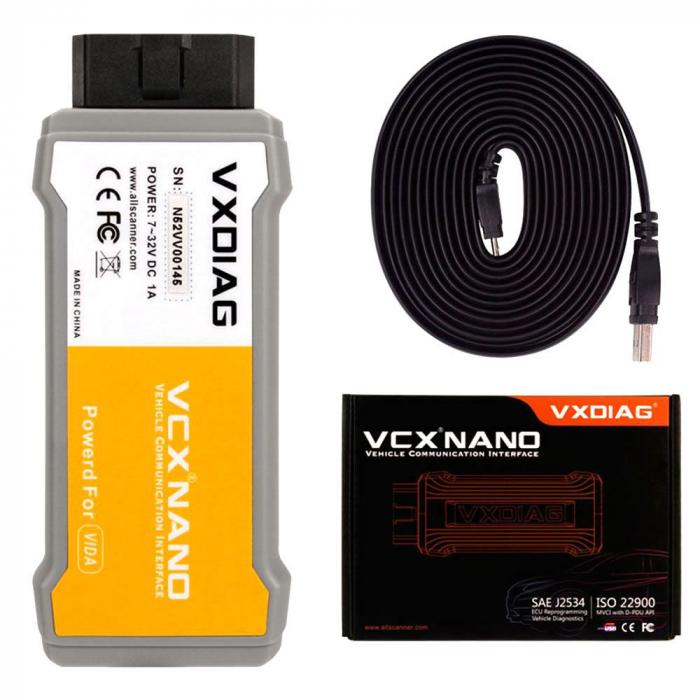Vxdiag VCX Volvo 0