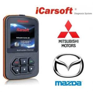 Mitsubishi,Mazda Icarsoft0