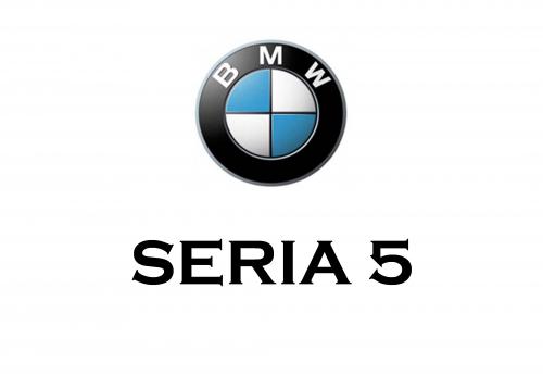 Seria 5 - E39/E60/F10/GT