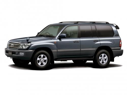Land Cruiser 1998-2007