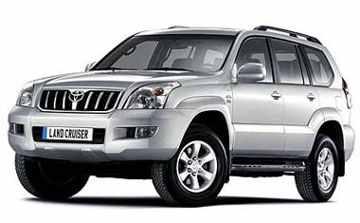 Land Cruiser 2002-2007