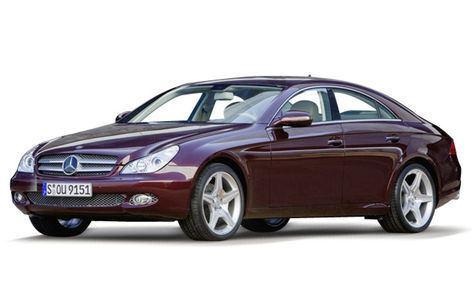 CLS W219 2004-2010