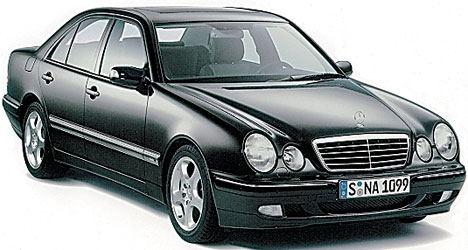 E Class W210 1999-2003