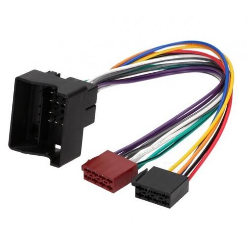 Conector adaptor ISO
