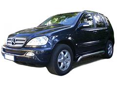 ML W163 1997-2005
