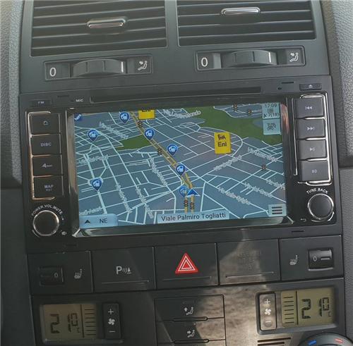 Navigatie Volkswagen Touareg cu Android 9 - Client Alba Iulia 1