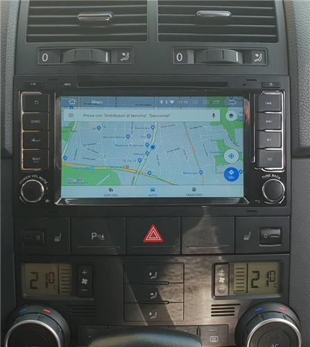 Navigatie Volkswagen Touareg cu Android 9 - Client Alba Iulia 2