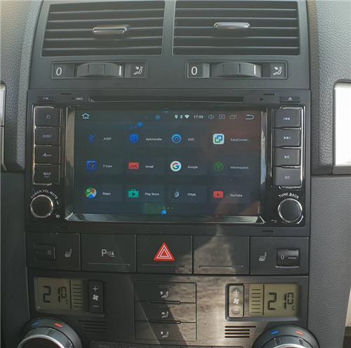 Navigatie Volkswagen Touareg cu Android 9 - Client Alba Iulia 4