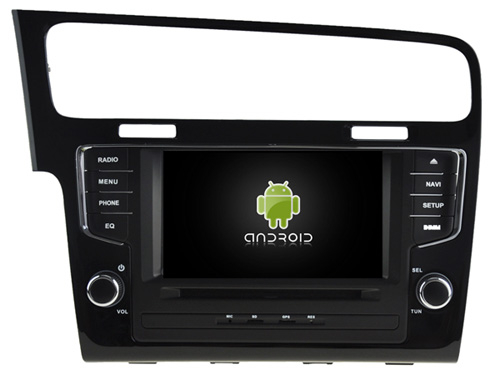 Navigatie Dedicata Golf 7 cu Android 9 - AD-BGW06 4