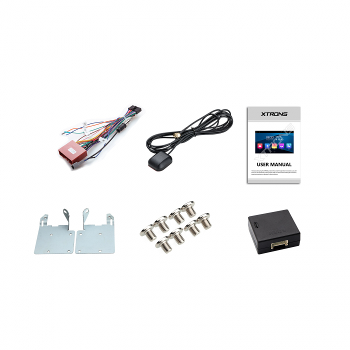 """-Out of Stock- NAVIGATIE MAZDA 3 (2004-2009), ANDROID 8.1, QUADCORE / 1GB RAM CU DVD, 7"""" 6"""