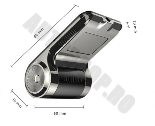 Camera Auto Trafic DVR, Afisaj pe navigatie | AD-BGCMDVR2 [1]