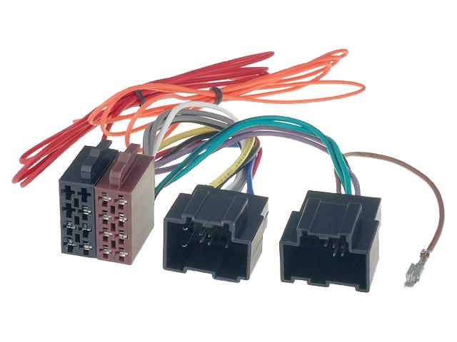 Adaptor ISO Pentru Chevrolet si Saab | AutoDrop.ro 0