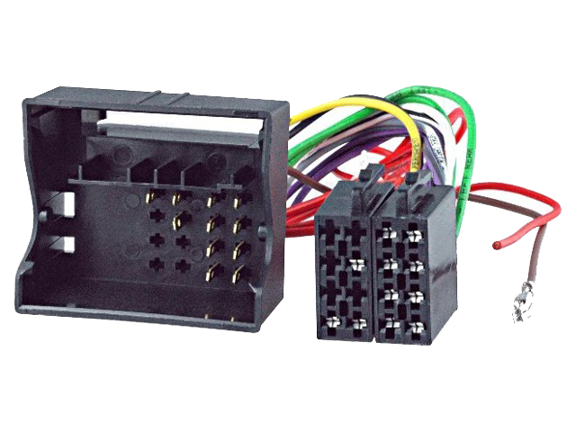 Adaptor ISO Quadlock AUDI | AutoDrop.ro 0
